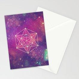 Merkaba Stationery Cards