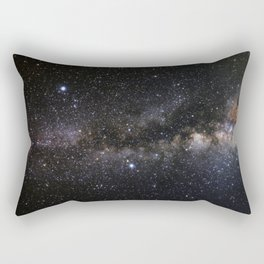 Hubble Space Telescope - Wide-field view of the Summer Triangle (2007) Rectangular Pillow