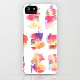160122 Summer Sydney 2015-16 Watercolor #80 iPhone Case