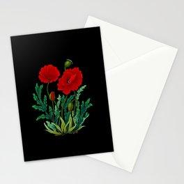 Minhwa: Poppy: Carmin B Type Stationery Cards
