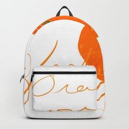 Orange you feeling zesty Backpack
