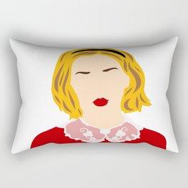 Sabrina Before Her 16th Rectangular Pillow