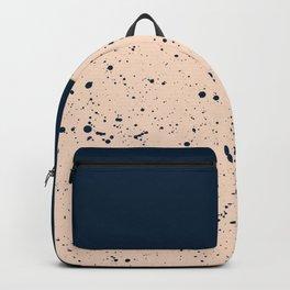 XVI - Dark Blue Backpack