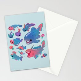 Devonian baby Stationery Cards