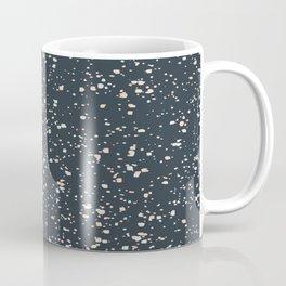 Making Marks Splatter Navy Coffee Mug