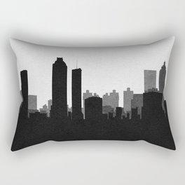 City Skylines: Atlanta Rectangular Pillow
