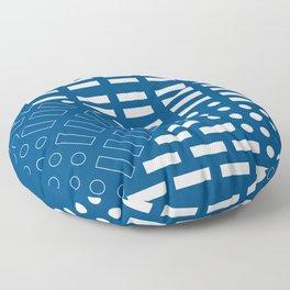 1-0_Morse_Code Floor Pillow