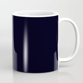 Midnight Navy Coffee Mug