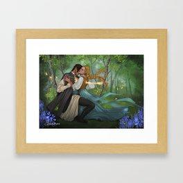 Bodony & Tarna Framed Art Print