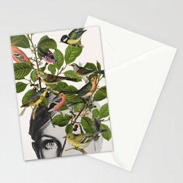 Twiggy Eyes Stationery Cards