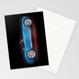 Shelby Cobra painting Stationery Cards