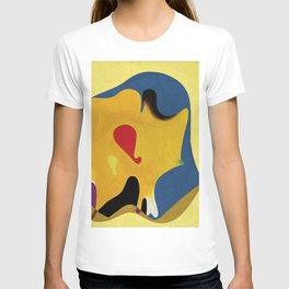 Joan Miro Head of a Man T-shirt