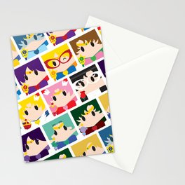 In the Name of the Moon... Stationery Cards
