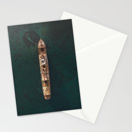 Stranded. Harbour Grace, NL Stationery Cards