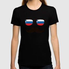 Slovenia Hipster T-Shirt T-shirt