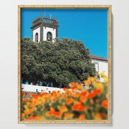 Ribeira Grande, Azores Serving Tray