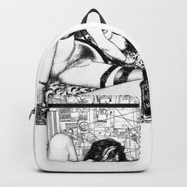 asc 932 - L'assassin venait d'Ailleurs (The case that broke Eros)  Backpack