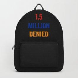 1.5 Million Denied | Armenian Genocide Backpack