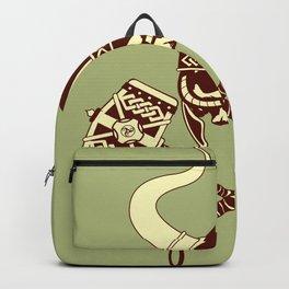 Viking skull v2 Backpack