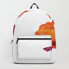 Be A Little Boulder Rock Climber or Boulderer Gift Backpack