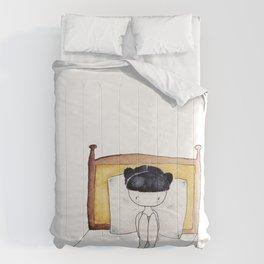 No despertador + despertarse a las 7:00 = sábado Comforters
