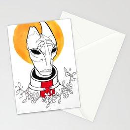 Mordin Solus Stationery Cards