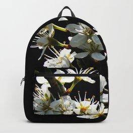 Hawthorn Flowers Backpack
