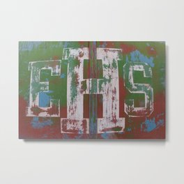 Emmett High School Metal Print