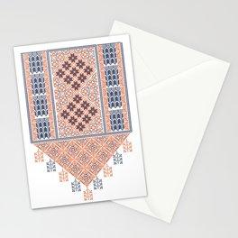 Palestinian pattern Stationery Cards