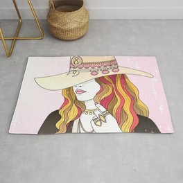 Cowgirl Chic Rug