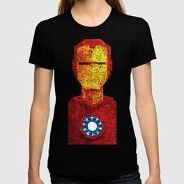 Super hero, Red Metal Hero, Arc reactor, Iron T-shirt