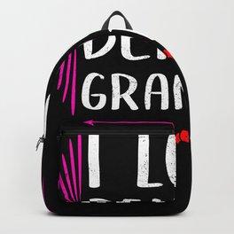 I Love Being A Grandma | Gift Idea Backpack