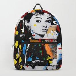 Audrey Graffitis Backpack