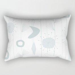 Mid Century Design Rectangular Pillow