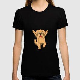 Jubilation Dog Dance Emote Funny Gift T-shirt