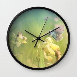 Dreamy serenity Wall Clock