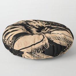 Ramones Shoes Floor Pillow