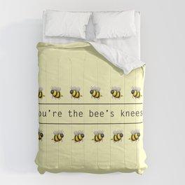 You're the Bee's Knees Comforters