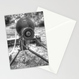 Vickers Machine Gun WW1 Stationery Cards