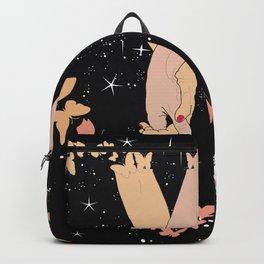 HandsHeartButterflies Backpack
