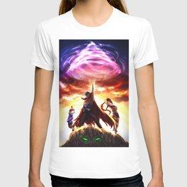 Piercing the Heavens (Gurren Lagann) T-shirt