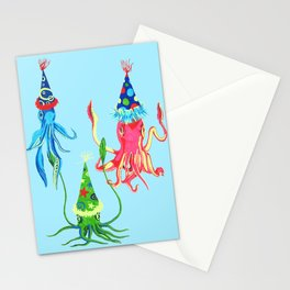 Party Squad Stationery Cards