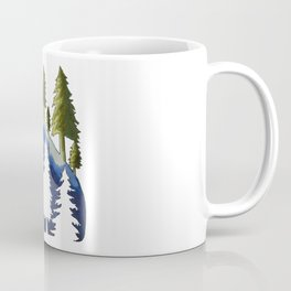 Ursus & Pine Coffee Mug