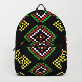 Manobo Prints III Backpack