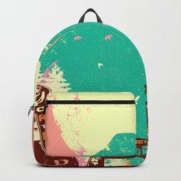 PORTLAND MOON Backpack