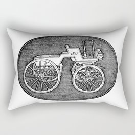 Old car 6 Rectangular Pillow