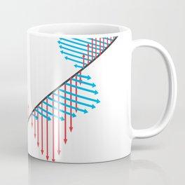 electromagnetic waves wave length Coffee Mug