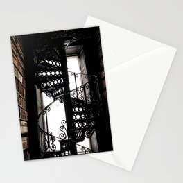 Trinity College Library Spiral Staircase Stationery Cards