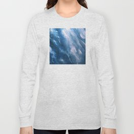 In the Company of Myself: Abstract #3 Long Sleeve T-shirt