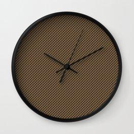 retroblack Wall Clock